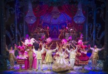 Deserving families gifted with VIP panto experience