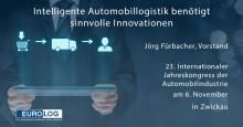 Intelligente Automobillogistik benötigt sinnvolle Innovationen