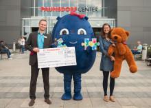 Paunsdorf Center übergibt 1.000 Euro an Kinderhospiz Bärenherz Leipzig