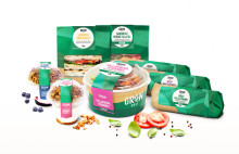 Greenfood storsatsar inom food-to-go - lanserar varumärket Greendeli med nytt stort sortiment