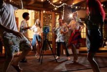 Leve as músicas dos festivais para onde quer que vá - com a NOVA coluna portátil de festa SRS-XB501G da Sony