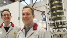 RUAG Space i Linköping levererar det avancerade separationssystement till rymdprojektet OneWeb.