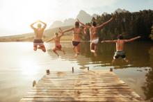 Passa på att röra dig i sommar!