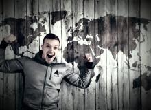 Antti lähtee kiertämään maailman