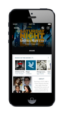 Shazam Update Features a Great New TV Experience, Music Content and an Innovative Facebook Integration