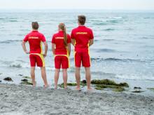 Pressinbjudan: Säkrare att bada i Helsingborg framöver