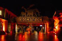 Högt tryck på Halloween på Kolmården - idag släpps fler biljetter