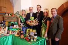 Grüne Woche: 34 Aussteller aus Sachsen fahren zur weltweit größten Ernährungsmesse