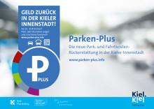 Parken Plus Infobroschüre