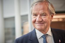 Bjørn Kjos takker af som koncernchef i Norwegian