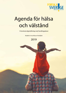 """""""Agenda för hälsa och välstånd 2019"""""""