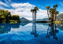 Spa with a view – Aussicht auf Wellnessferien im Tessin