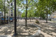 Brunnsparken ska bli ljusare, grönare och mer välkomnande – 5 augusti startar upprustningen