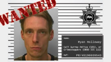 Can you help us find wanted man Ryan Holloway?