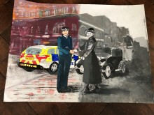 Winners of schools art competition to celebrate 100 years of women