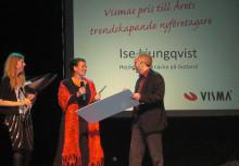 Gotländsk knäckebrödsbagare vann Vismas trendpris