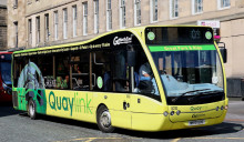 Quaylink extends into East Newcastle