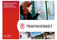 Trafikverkets presentation 170509