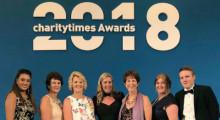 ellenor Hospice runner up for National Award