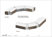 Volymskiss för ny skola i Bullmark