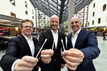 Stammzellspender gesucht - Stadtsparkasse München startet Typisierungsaktion in den eigenen Reihen