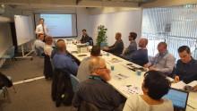 Designers och management inom Atlas Copco i Örebro, genomförde nyligen en endagarsutbildning inom ämnet Additiv tillverkning.