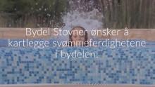 Kartlegging av svømmeferdigheter i Bydel Stovner