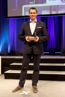 Scandic winner of Project ICARUS Travel Supplier Outstanding Achievement Award
