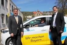 E-Auto-Allianz zum Klimaschutz