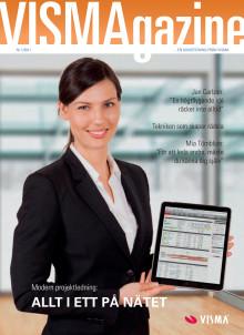 Vismagazine 1-2011 (kundtidning)