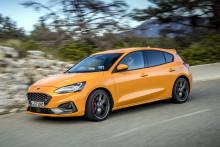 Der neue Ford Focus ST: Im Alltag entspannt, auf kurvigen Landstrassen und Rennstrecken faszinierend