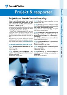 SVUs informationsblad Nr 1 mars, 2013