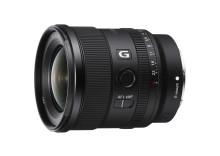 Sony vahvistaa full-frame -objektiivien valikoimaansa uudella FE 20mm F1.8 G Prime -laajakulmaobjektiivilla