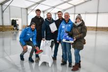 EILMELDUNG an alle tagesaktuellen Medien: Eröffnung des Stadtwerke Eisfestivals am 14. November um 18 Uhr