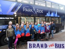 OXFORD BUS COMPANY 'BRAND THE BUS' COMPETITION WINNER ANNOUNCED