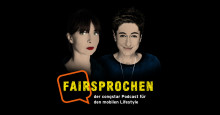 FAIRsprochen Podcast mit Journalistin und Moderation Dunja Hayali