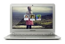 Samsung Chromebook till Sverige – datorn skapad för webben