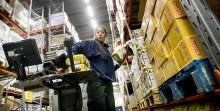 Martin & Servera räddade över 200 ton varor under 2019