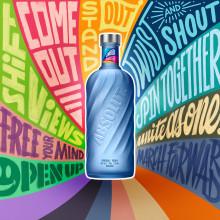 Absolut Movement – neue Flasche in limitierter Auflage: auch kleine Moves können Großes bewegen