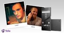 Telias mobilanmeldere tester Sony Z5 Premium