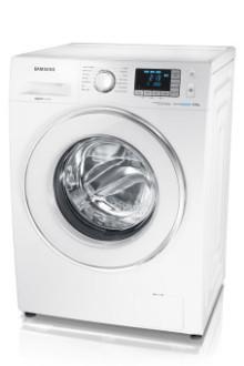 Samsungs luftbobler vasker tøjet rent i koldt vand