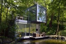 Von der Frachtbox zum Designhaus