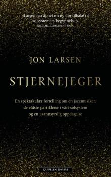Stjernejeger av Jon Larsen lanseres den 20. september