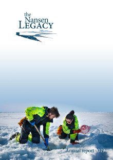 Nansen Legacy project Annual report 2019