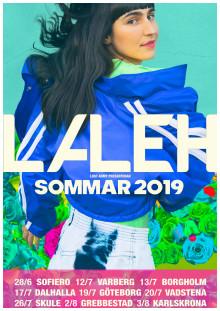 Laleh Turne sommaren 2019