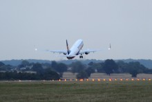Record passenger numbers as airport enhancements gain pace