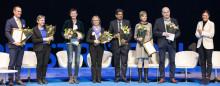 Nyckelpersoner i cancervården utsedda till Årets processledare och Årets kontaktsjuksköterska