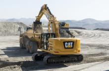 Fem av de bästa egenskaperna hos nästa generations grävmaskiner
