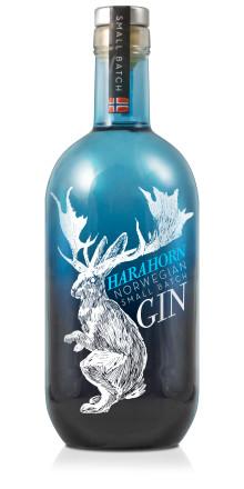 Prisbelönt norsk gin lanseras i Sverige
