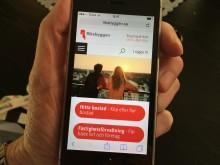 Premiär för Riksbyggens nya hemsida